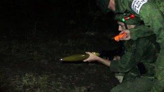 Учения в Таджикистане  российские военные уничтожили караван боевиков