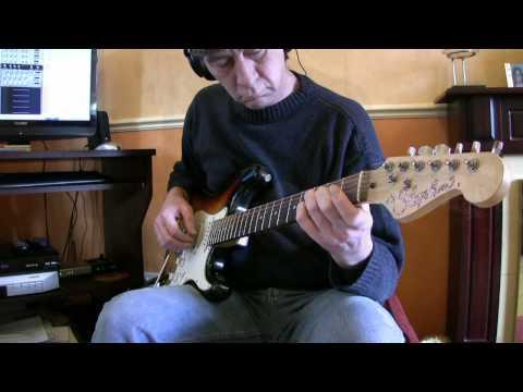 Hallelujah - Guitar Instrumental Version. Performed By Stephen Peters.