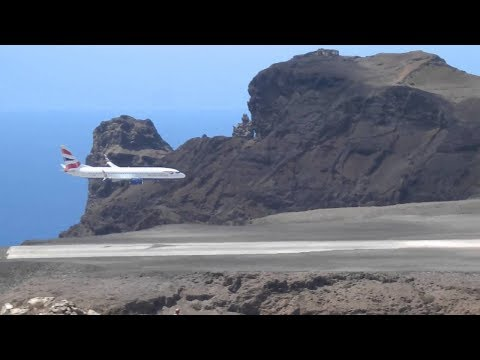 Saint Helena now has an airport, The 'most useless airport in the world'