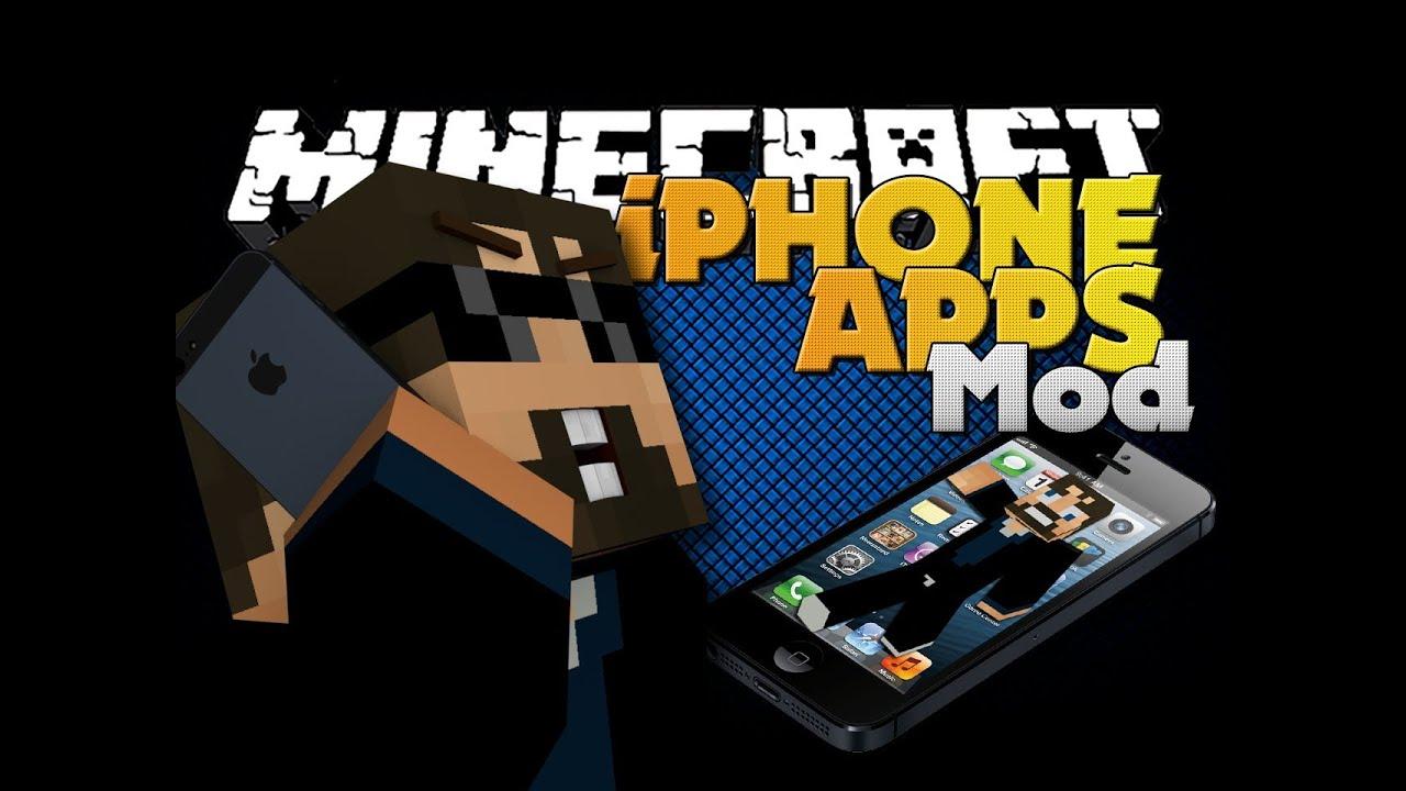 Скачать моды на minecraft на телефон
