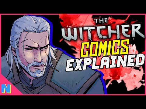 The Witcher Comics: EVERYTHING You Need To Know!