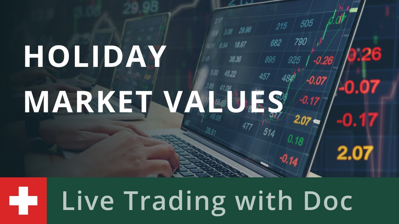 Trading with Doc 18/01 - Holiday Market Values
