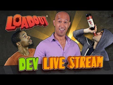 Loadout Developer Live Stream #15 -  K.L. Is Out. Sh!t Hits The Fan