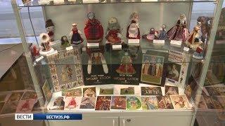 В Вологодских библиотеках открылись выставки редкой книги и исторического костюма