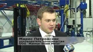Oткрыто здание нового металлообрабатывающего завода(, 2013-01-04T08:57:36.000Z)