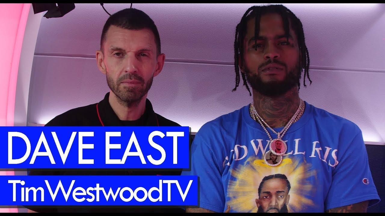 Dave East on Nipsey Hussle, Wu Tang, acting, Harlem, new album Survival -  Westwood