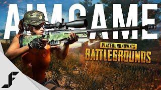 AIM GAME - Battlegrounds