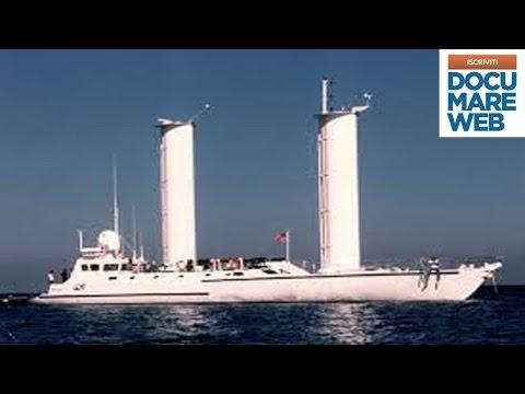Documentario Jacques Cousteau - I cavalieri del vento - La grande avventura del mare