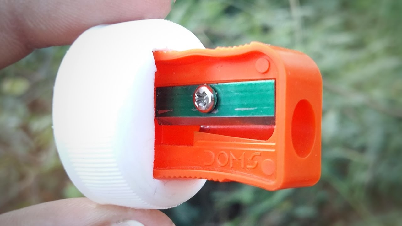 5 Simple Sharpener Life Hacks
