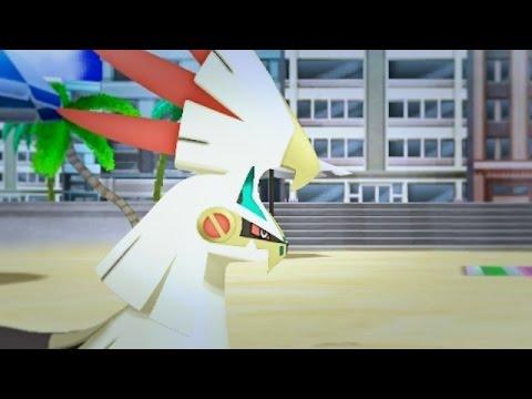 Pokemon Sun and Moon Wi-Fi Battle: Silvally the False God! (1080p)