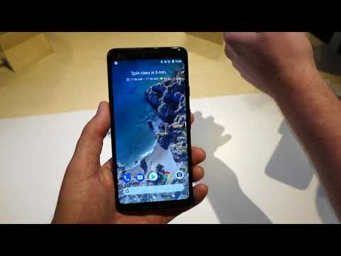 Google Pixel 2 XL hands-on: Our first look at the new Google phone