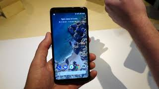 We take our first look at the all-new Google Pixel 2 XL, announced ...
