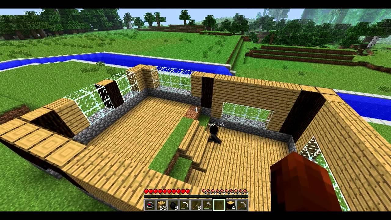 Construction dun jour episode 1 partie 1 la maison en pente by iorek hd