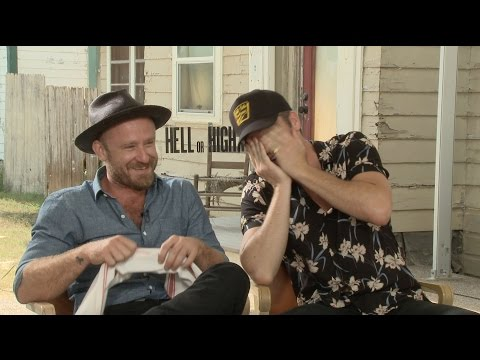 "Hell Or High Water: Drunk talk with Ben Foster and Chris Pine: ""This is how I want to die"""