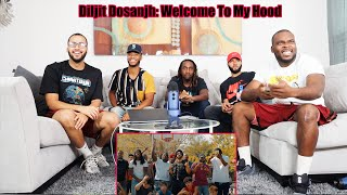 Diljit Dosanjh: Welcome To My Hood (Official Music Video) Reaction / Review