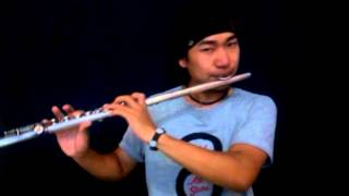 Rhythm of the rain - Flute cover - Neiba kent