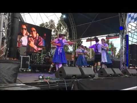 Oktoberfest Adelaide 2016 - German Dancing