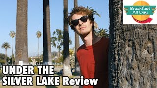 Under the Silver Lake review - Breakfast All Day