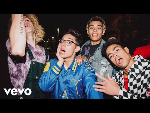 PRETTYMUCH - Would You Mind (Behind The Scenes)