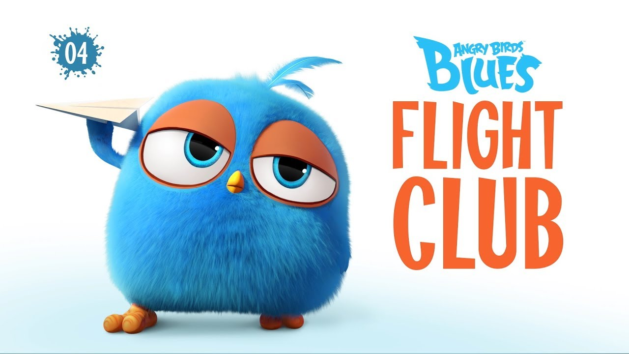 Angry Birds Blues | Flight Club - S1 Ep4