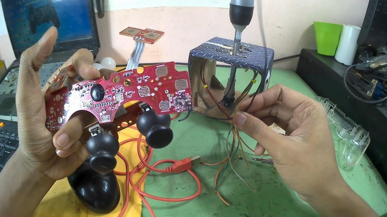 Cara Bikin H Shifter Ets2 Dari Joystick 100 Berhasil Ets2 Indonesia By Andy Manjha