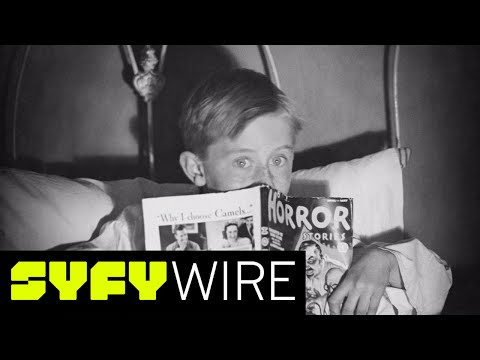 Why Are We Scared Of The Monster Under the Bed | SYFY WIRE