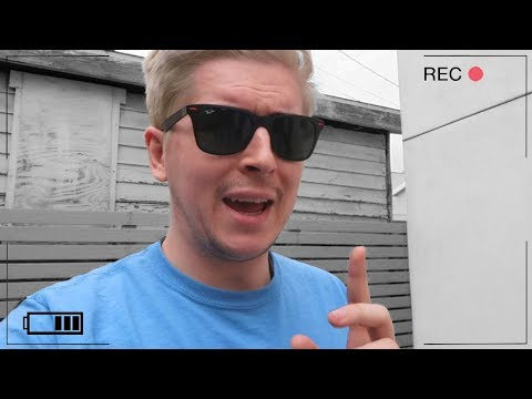 I record myself for a day
