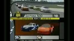 2001 Daytona 500 starting grid
