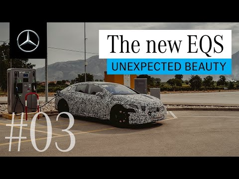 Unexpected Beauty   #03: The Charging Challenge with the EQS