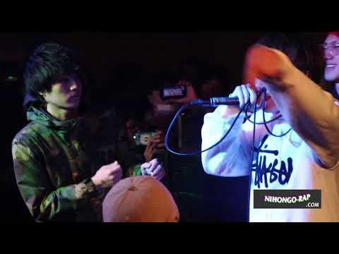 ミメイ vs NillNico  | 第4回MRJ (MR日本語ラップ) BEST8