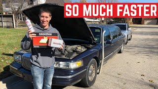 FIXING My Cheap LIMOUSINE Lincoln Towncar