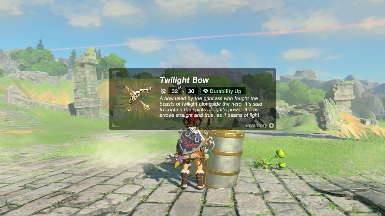 New Zealand V Peru >> Zelda: BOTW (Twilight Bow - Zelda SSB Amiibo) RNG Test | Doovi