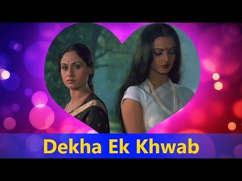 Dekha Ek Khwab To - Hit hindi Song By Lata...