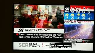 #WeAreMacedonia Toronto Rally on CP24 Breaking News