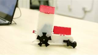 These Small Robots are Inspired by Origami