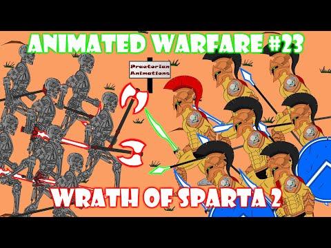 Animated Advanced Warfare - Episode 23 - Wrath Of Sparta - Part 2