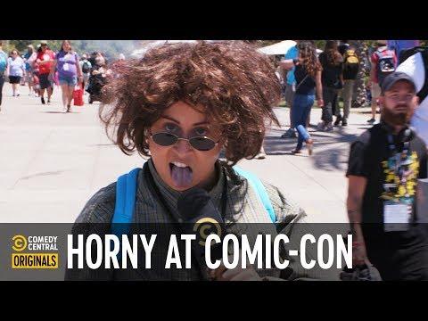 Are There Orgies at Comic-Con?