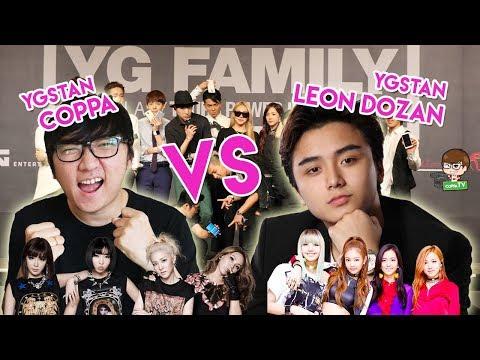 GUESS YG Family Songs BATTLE! #YGSTAN VS #YGSTAN !! Who's Gonna WIN ??