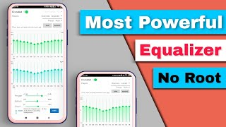 Most Powerful Equalizer For Android Pie And Above Devices | No Root Needed | Best Equalizer Of 2020