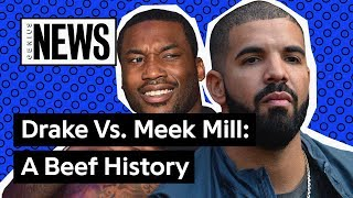 "Drake & Meek Mill: The Beef History Behind ""Going Bad"" 