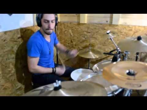 Bruno & Barreto e Fabinho & Rodolfo - Nega @ Jota Bê (Drum cover)