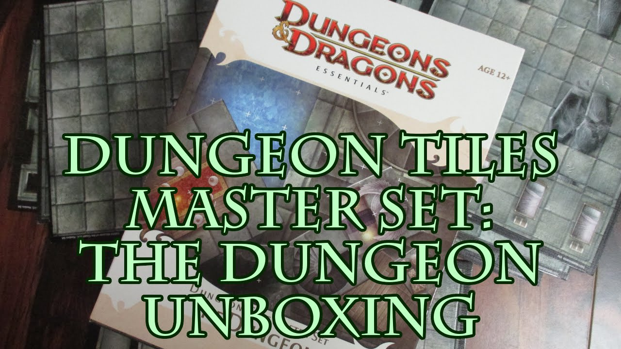 dungeon tiles master set the dungeon pdf