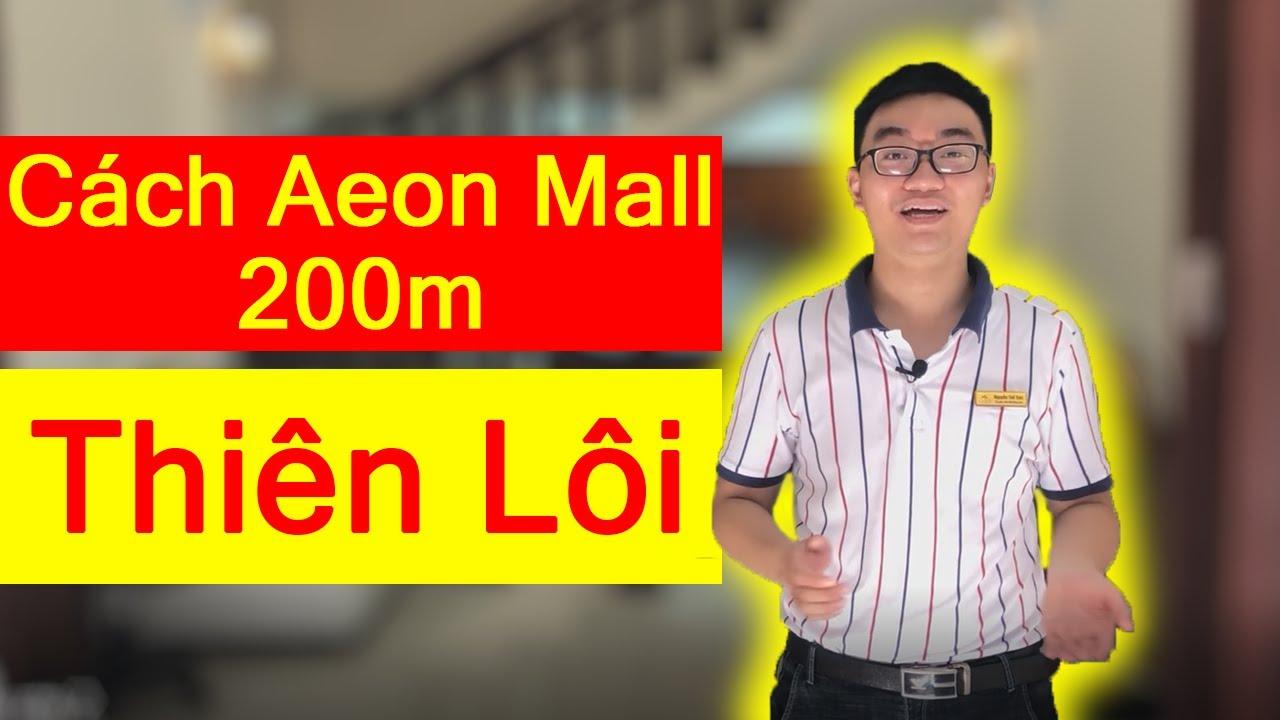 Bán Nhà Thiên Lôi, Cách Aeon Mall Chỉ 200m. Giá 1 Tỷ 8 / Video 13