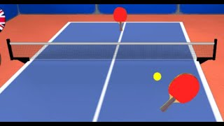 Table Tennis Pro Full Gameplay Walkthrough