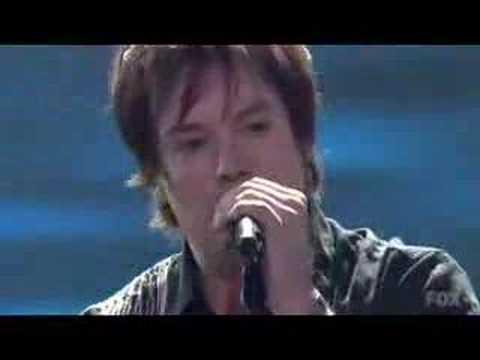 American Idol 7 - Top 10 - David Cook - Billie Jean