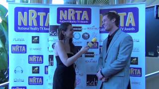 National Reality TV Awards Show 2012 | Nick Peterson from Bachelor Pad | AfterBuzzTV
