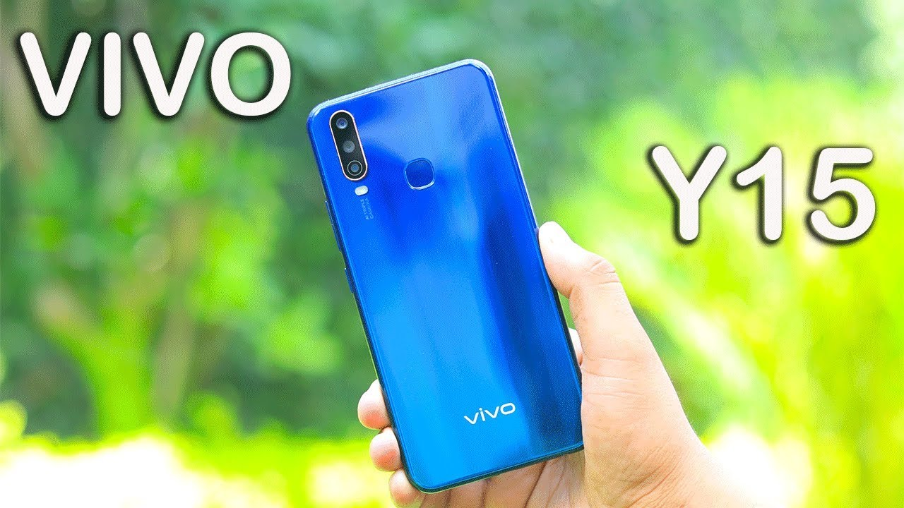 Vivo Y15 Review Camera Test Gaming Benchmark Tests