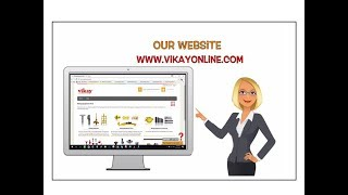 How to use www.vikayonline.com