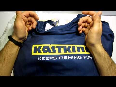 Футболка Kastking для рыбалки с защитой от ультрафиолета