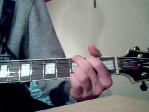 How to play `Comin Home´ - Lynyrd Skynyrd on guitar